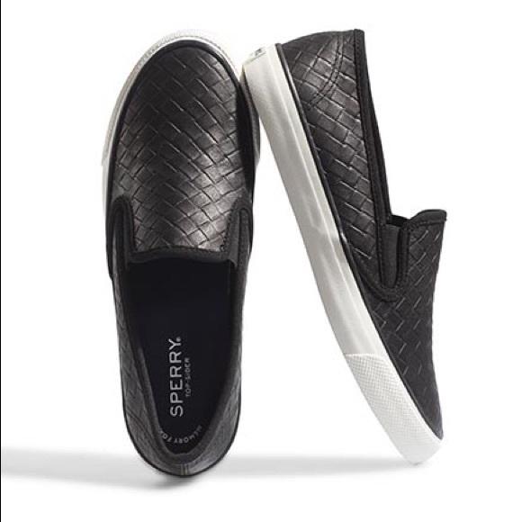 Sperry Shoes | Seaside Emboss Weave